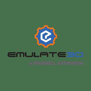Emulate3D ロゴ
