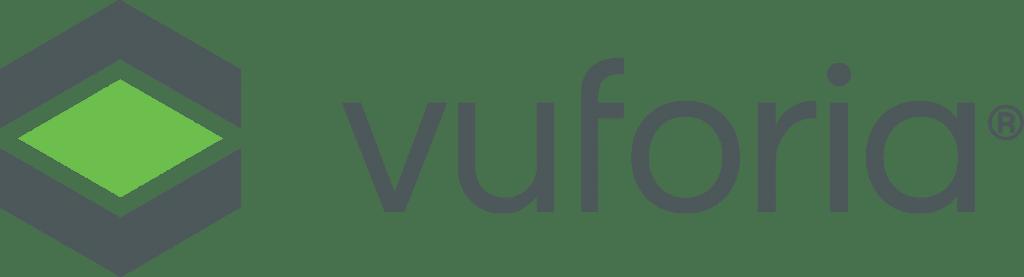 vuforia AR ロゴ