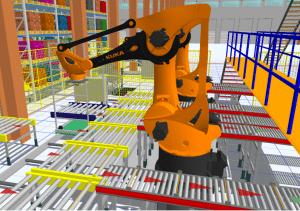 マテハン マテハン機器 ロボット 作業員 生産技術