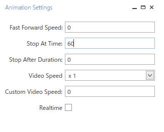 Emulate3D Setting画面 表示