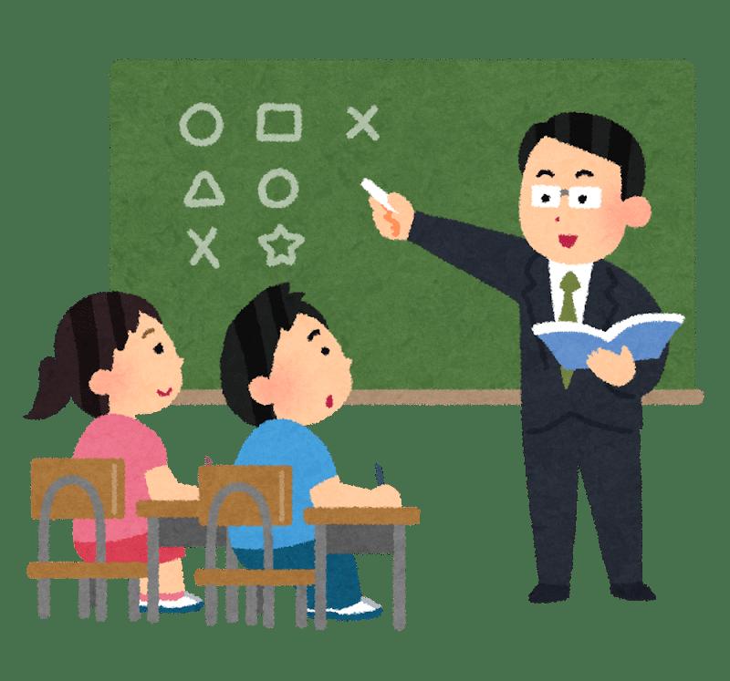 小学校 授業 イメージ
