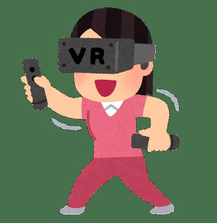 VRコントローラ