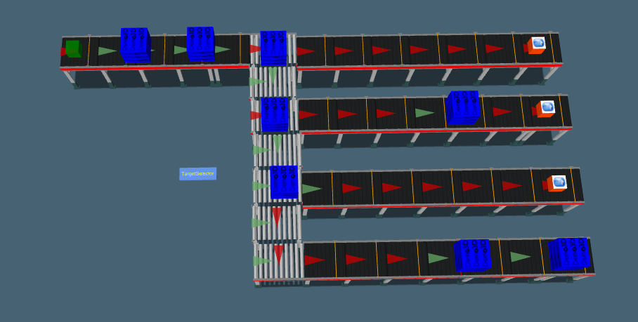 Emulate3D TargetSelector 実行結果
